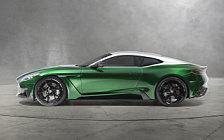 Car tuning desktop wallpapers Mansory Cyrus Aston Martin DB11 - 2018