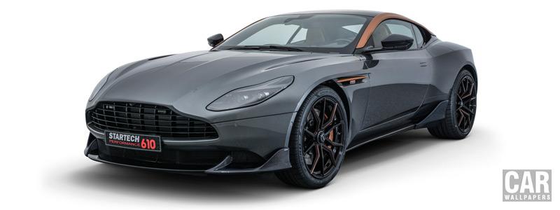 Car tuning desktop wallpapers Startech Aston Martin DB11 - 2018 - Car wallpapers