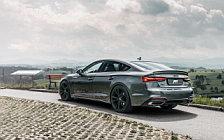 Car tuning desktop wallpapers ABT Audi A5 Sportback 40 TDI quattro S line - 2020
