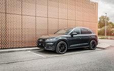 Car tuning desktop wallpapers ABT Audi Q5 55 TFSI e quattro - 2020
