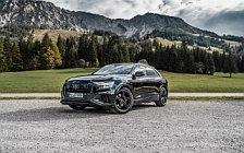 Car tuning desktop wallpapers ABT Audi Q8 50 TDI - 2018