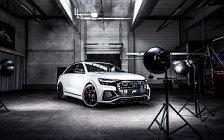 Car tuning desktop wallpapers ABT Audi Q8 50 TDI - 2019