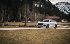 Car tuning desktop wallpapers ABT Audi RS Q3 Sportback - 2020