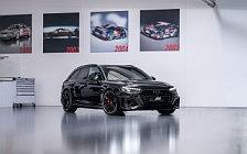Car tuning desktop wallpapers ABT Audi RS4 Avant - 2020