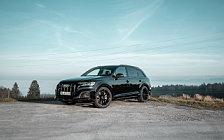 Car tuning desktop wallpapers ABT Audi SQ7 TDI - 2019