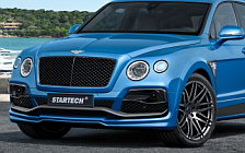 Car tuning desktop wallpapers Startech Bentley Bentayga - 2016