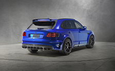 Car tuning desktop wallpapers Mansory Bentley Bentayga Bleurion Edition - 2018
