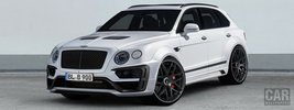 Lumma Design CLR B900 Bentley Bentayga - 2017