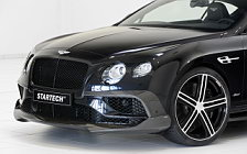 Car tuning desktop wallpapers Startech Bentley Continental GT V8 Speed - 2016