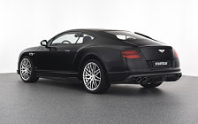 Car tuning desktop wallpapers Startech Bentley Continental GT V8 Speed - 2017