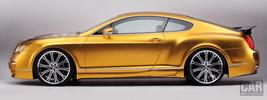 ASI Bentley W66 GTS Gold - 2008