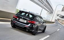 Car tuning desktop wallpapers 3D Design BMW M135i xDrive F40 - 2020