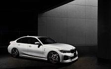 Car tuning desktop wallpapers 3D Design BMW 3 Series M Sport G20 - 2019