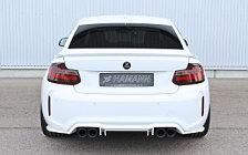 Car tuning desktop wallpapers Hamann BMW M2 - 2017