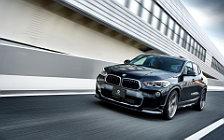 Car tuning desktop wallpapers 3D Design BMW X2 F39 - 2019