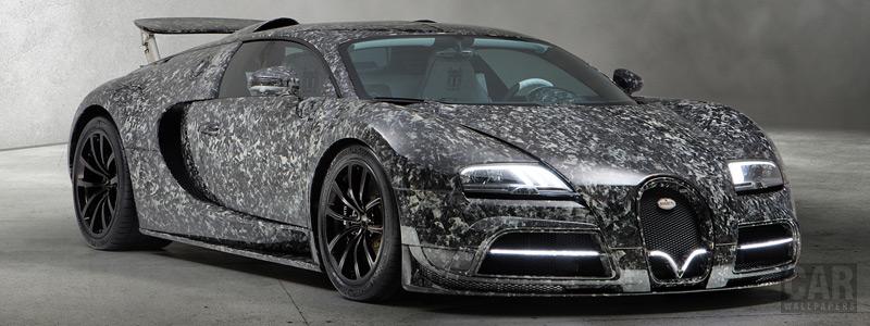 Car tuning desktop wallpapers Mansory Bugatti Veyron Vivere Diamond Edition by Moti - 2018 - Car wallpapers