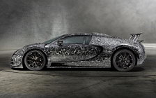 Car tuning desktop wallpapers Mansory Bugatti Veyron Vivere Diamond Edition by Moti - 2018
