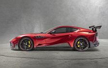 Car tuning desktop wallpapers Mansory Stallone Ferrari 812 Superfast - 2018