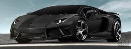 Mansory Carbonado Black Diamond Lamborghini Aventador LP700-4 - 2012