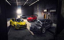 Car tuning desktop wallpapers Novitec Lamborghini Urus - 2019