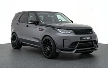 Car tuning desktop wallpapers Startech Land Rover Discovery - 2018