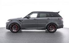 Car tuning desktop wallpapers Startech Widebody Range Rover Sport - 2017
