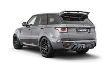 Car tuning desktop wallpapers Startech Range Rover Sport - 2019