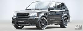 Hamann Conqueror 2 Range Rover Sport - 2010