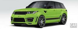 Lumma Design CLR RS Range Rover Sport - 2013