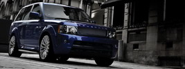 Project Kahn Cosworth Range Rover RS300 - 2011