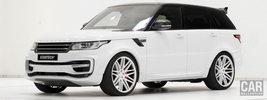Startech Widebody Range Rover Sport - 2015