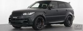 Startech Widebody Range Rover Sport - 2017