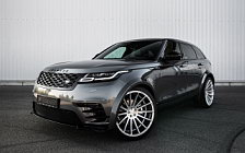 Car tuning desktop wallpapers Hamann Range Rover Velar R-Dynamic - 2018