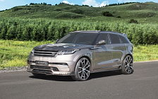 Car tuning desktop wallpapers Mansory Range Rover Velar - 2018