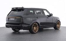 Car tuning desktop wallpapers Startech Widebody Range Rover LWB - 2017