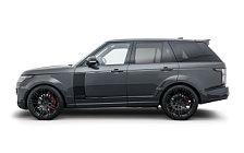 Car tuning desktop wallpapers Startech Widebody Range Rover - 2018