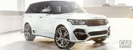 Ares Design Range Rover 600 Supercharged - 2014