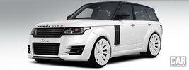 Lumma Design CLR R Range Rover - 2013