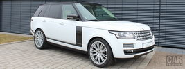 Lumma Design Range Rover - 2013