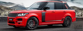 Startech Range Rover Pickup - 2015