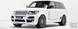 Startech Widebody Range Rover - 2013