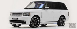 Startech i-Range based on Range Rover Supercharged - 2011