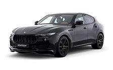 Car tuning desktop wallpapers Startech Maserati Levante - 2017