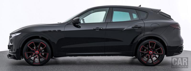 Car tuning desktop wallpapers Startech Maserati Levante - 2018 - Car wallpapers