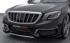 Car tuning desktop wallpapers Brabus 900 Mercedes-Maybach S 650 - 2017
