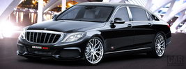 Brabus 900 Mercedes-Maybach S 600 - 2015