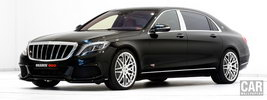 Brabus 900 Mercedes-Maybach S 600 - 2016