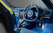 Car tuning desktop wallpapers Mansory McLaren 720S First Edition UK-spec - 2018