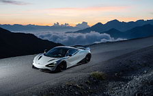 Car tuning desktop wallpapers Novitec McLaren 720S - 2018
