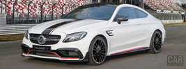 Mansory Mercedes-AMG C 63 S Coupe - 2018